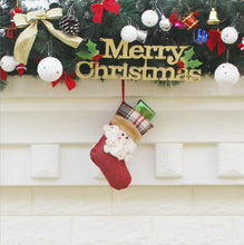 Load image into Gallery viewer, #10 Christmas Stocking Decorations