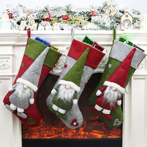 #11 Christmas Stocking Decorations