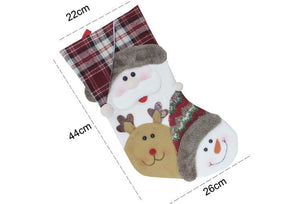 #15 Christmas Stocking Decorations
