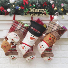 Load image into Gallery viewer, #15 Christmas Stocking Decorations
