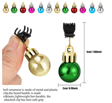 Load image into Gallery viewer, Christmas Ball Ornaments For Holiday Events Party(12/16/24pcs)