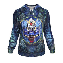 Load image into Gallery viewer, Abstract Gundam Hoodie