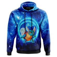 Load image into Gallery viewer, Auratic Wartortle Pokemon Hoodie