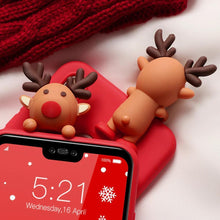 Load image into Gallery viewer, Christmas Theme Soft TPU Phone Cases(Buy now save $3)