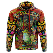Load image into Gallery viewer, Chakra Charizard Pokemon Hoodie