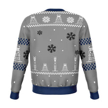 Load image into Gallery viewer, Doctor Who Premium Ugly Christmas Sweater