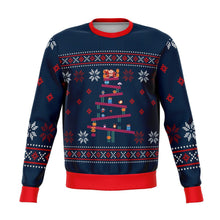 Load image into Gallery viewer, Donkey Kong Premium Ugly Christmas Sweater