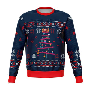 Donkey Kong Premium Ugly Christmas Sweater