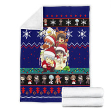 Load image into Gallery viewer, Gintama Christmas Blanket