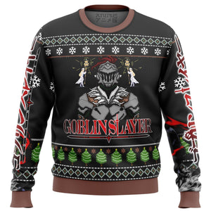 Goblin slayer 2 Premium Ugly Christmas Sweater