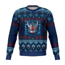 Load image into Gallery viewer, Gundam Premium Ugly Christmas Sweater