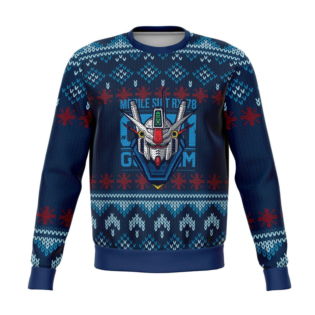 Gundam Premium Ugly Christmas Sweater