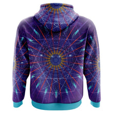 Load image into Gallery viewer, Joe Exotic Astral Meditation Tiger King Hoodie