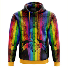 Load image into Gallery viewer, Joe Exotic Colors Tiger King Hoodie