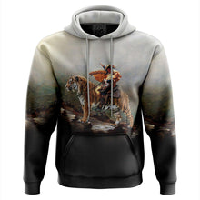 Load image into Gallery viewer, Joe Exotic Tiger Ride V1 Tiger King Hoodie