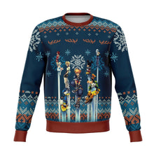 Load image into Gallery viewer, Kingdom Hearts Premium Ugly Christmas Sweater
