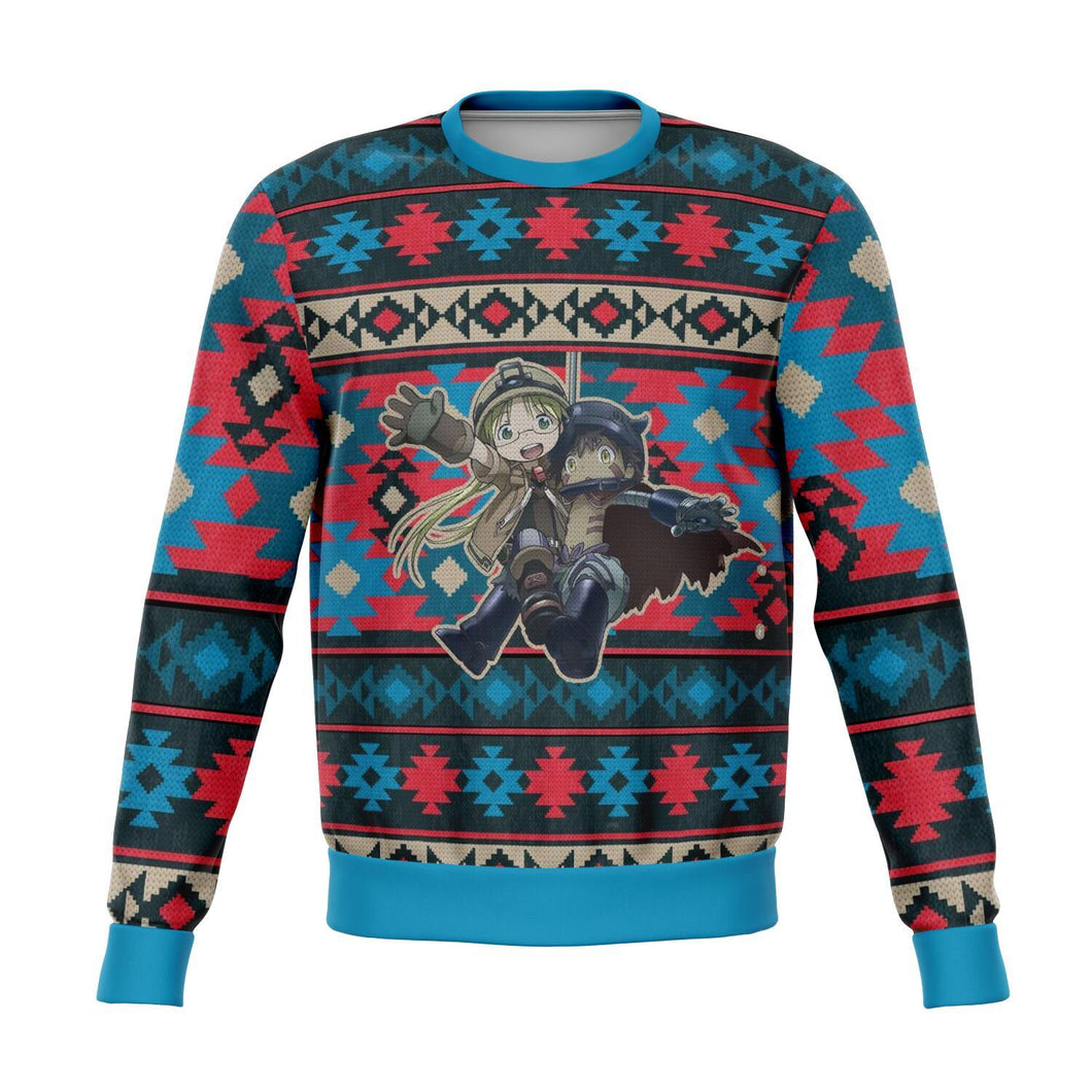 Made in Abyss Premium Ugly Christmas Sweater