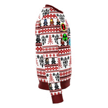 Load image into Gallery viewer, Marvel Avengers Retro Premium Ugly Christmas Sweater
