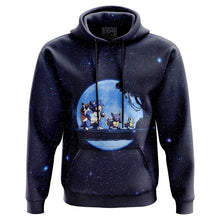 Load image into Gallery viewer, Moon Walk Pokemon Hoodie