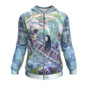 Mythical spirited away Hoodie