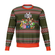Load image into Gallery viewer, Nintendo Premium Ugly Christmas Sweater