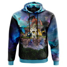 Load image into Gallery viewer, Pokemon Floating Hills Hoodie