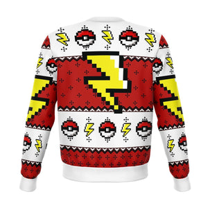 Pokemon Pikachu Premium Ugly Christmas Sweater