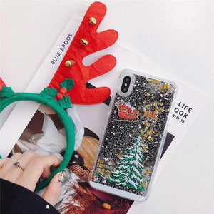 Adorable Christmas iPhone Case