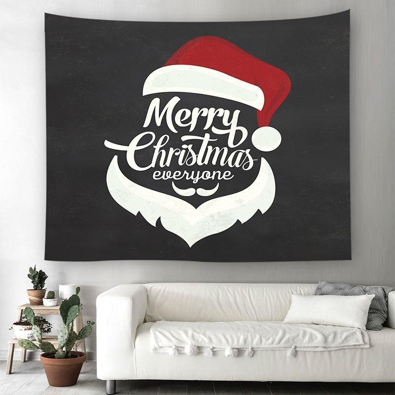 Christmas Wall Tapestries