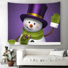 Load image into Gallery viewer, Christmas Wall Tapestries