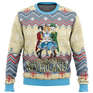 Promised Neverland Alt Premium Ugly Christmas Sweater