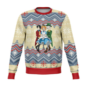 Promised Neverland Premium Ugly Christmas Sweater