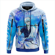 Load image into Gallery viewer, Sakata Gintoki Gintama Hoodie