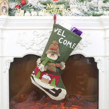 Load image into Gallery viewer, #1 Christmas Stocking Decorations