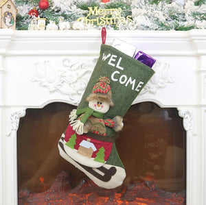 #1 Christmas Stocking Decorations
