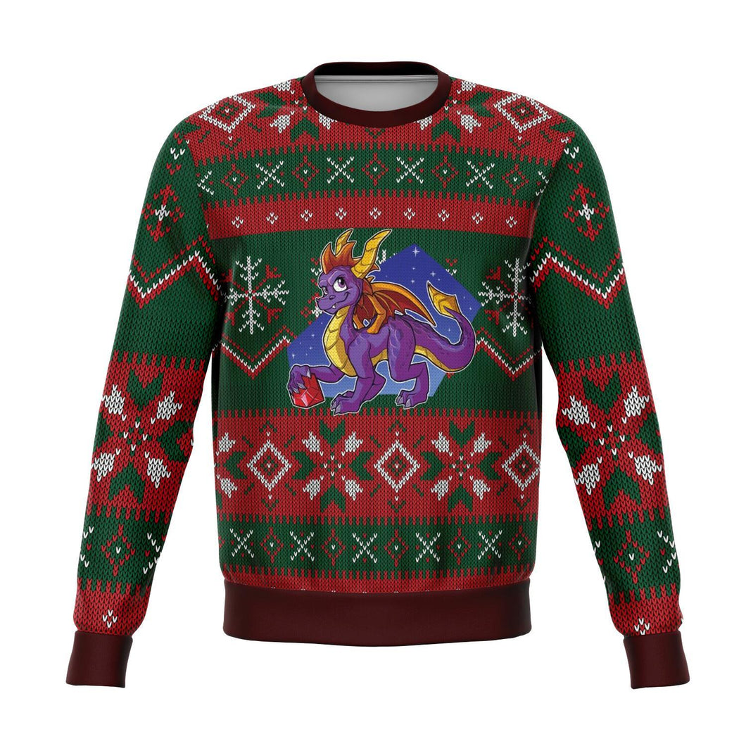 Spyro Premium Ugly Christmas Sweater