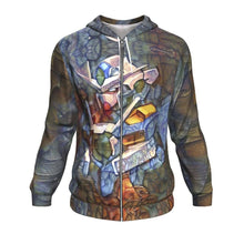 Load image into Gallery viewer, Stained Gundam Hoodie