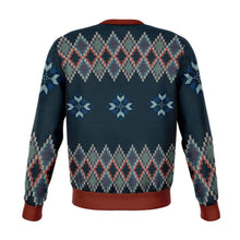 Load image into Gallery viewer, Street Fighter Ryu and Akuma Premium Ugly Christmas Sweater