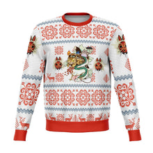 Load image into Gallery viewer, Studio Ghibli Light Premium Ugly Christmas Sweater
