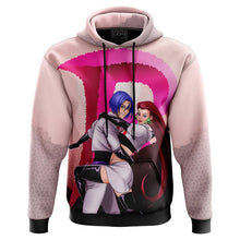 Load image into Gallery viewer, Team Rocket Pokemon Hoodie
