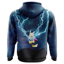 Load image into Gallery viewer, Thor Pikachu Pokemon Hoodie