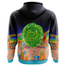 Load image into Gallery viewer, Trippy Morty Joe Exotic Tiger King Hoodie