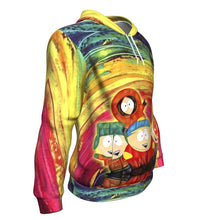 Load image into Gallery viewer, Vibing Southpark Hoodie