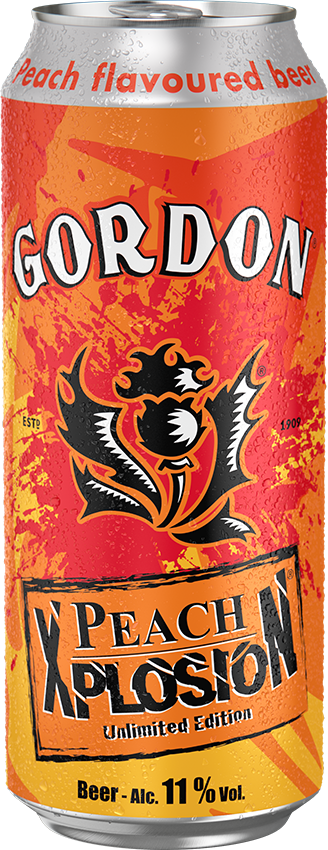 GORDON XPLOSION PEACH