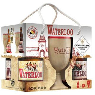 WATERLOO PACK MIX 33CL