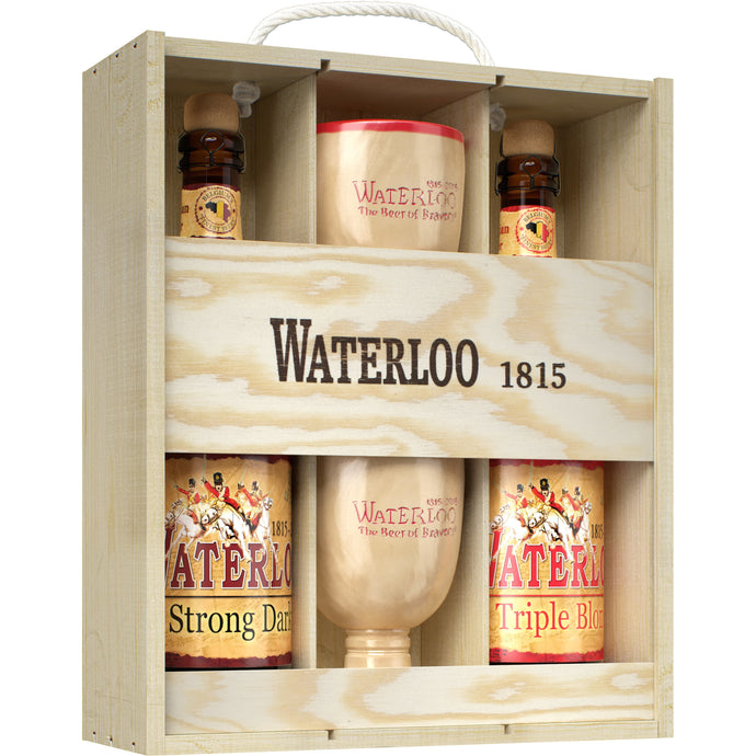 WATERLOO PACK 75CL