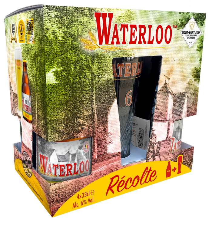 WATERLOO PACK RECOLTE