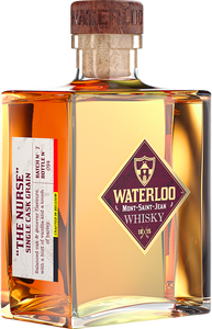 Waterloo Whisky Giftpack 3x20cl