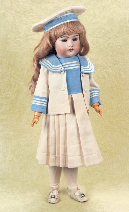 "Doll Clothing for 21"" to 25"" Height Child Dolls"