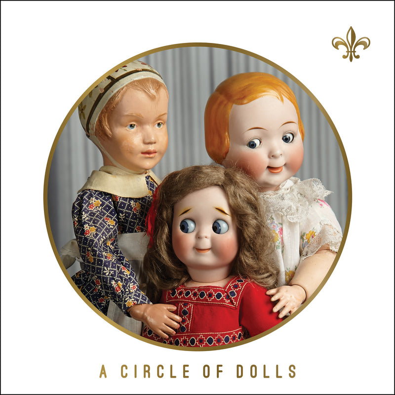 Circle of Dolls (2020), Antique Doll Catalog